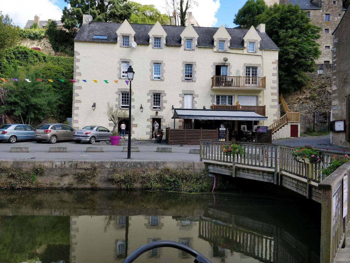 Le Yackam's at La Roche Bernard