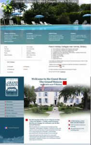 Good images are essential for french property websites if they are to retain visitors
