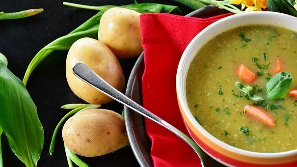 Soup in the snow – the fête de la soupe in La Gacilly