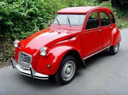 French 2cv - Best car in the World