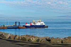 St Malo car ferry