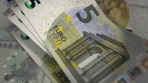 Introduction of the new Europa series French euro banknotes to reduce forgery